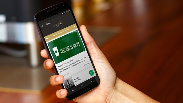 How To Get Starbucks Rewards On Iphone
