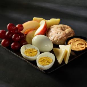 Eggs Cheese Protein Box Starbucks Coffee Company