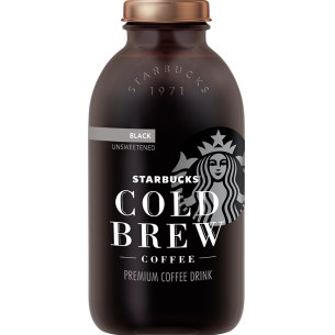 c722d9ae4 Starbucks® Bottled Cold Brew Black, Unsweetened | Starbucks Coffee ...