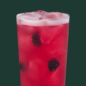 Very Berry Hibiscus Lemonade Starbucks Refreshers® Beverage