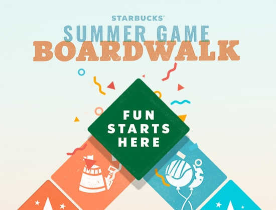 Starbucks® Summer Game