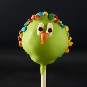 Parrot Cake Pop Starbucks Coffee Company