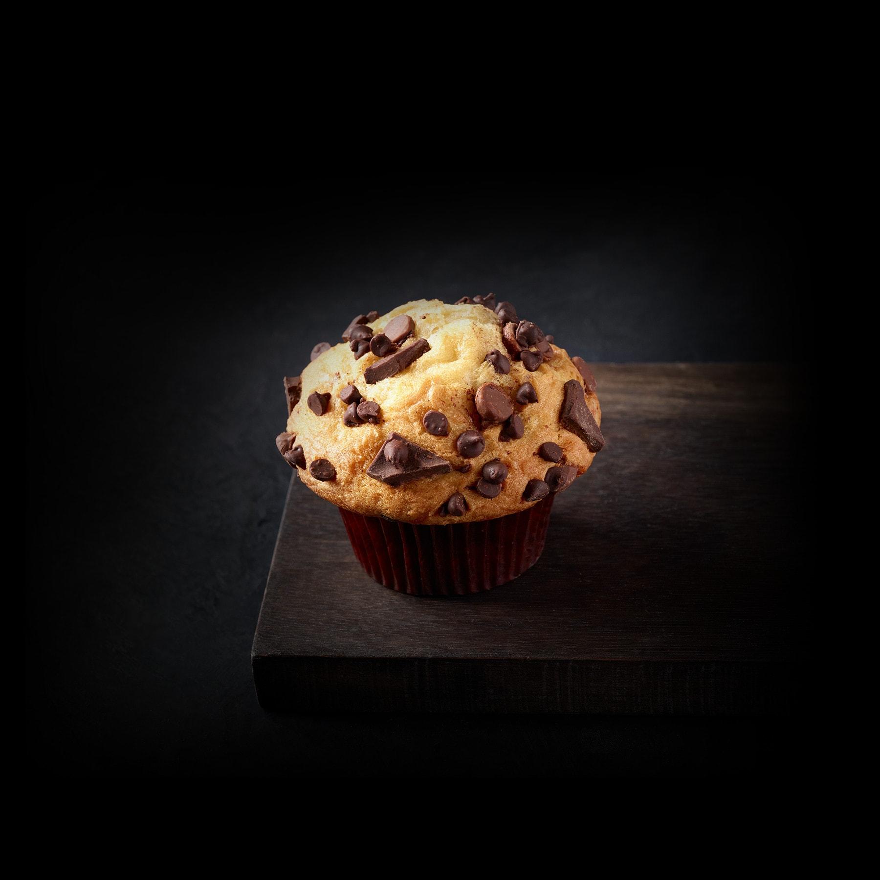 Calories In Chocolate Muffin Starbucks
