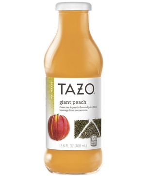 Tazo® Bottled Giant Peach