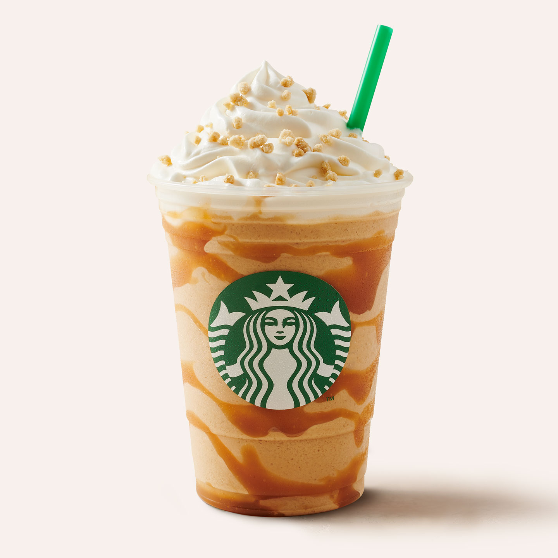 Caramel Cheesecake Coffee Frappuccino