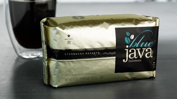 Starbucks Reserve® Indonesia Blue Java | Starbucks Coffee ...