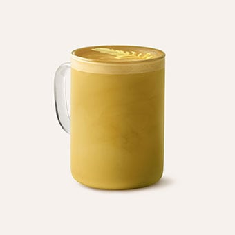 Latte with Turmeric