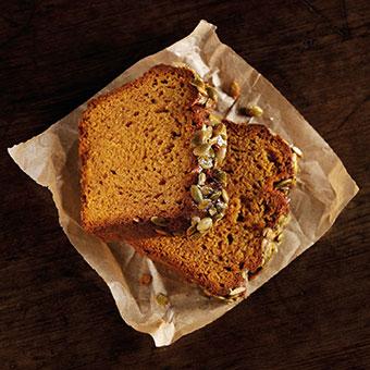 Pumpkin Spice Loaf