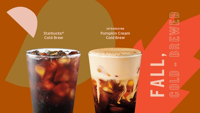Starbucks Cold Brew And Iced Coffee Starbucks Coffee Company