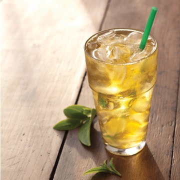 Iced Shaken Green Tea