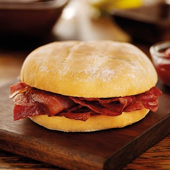 Bacon Buttie