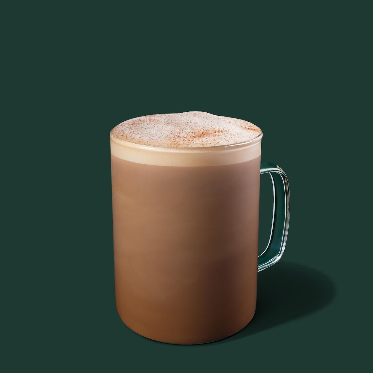 Skinny Cinnamon Dolce Latte: Starbucks