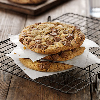 Milk Chocolate Chunk Cookie